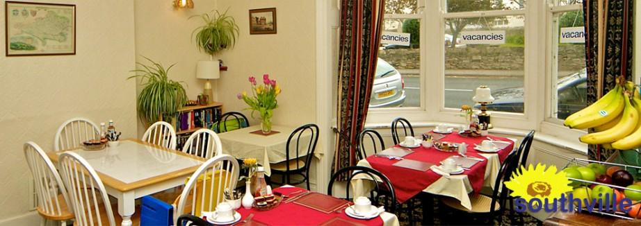 The Dining Room Weymouth Menu